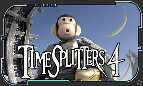 Timesplitters 4 officially official