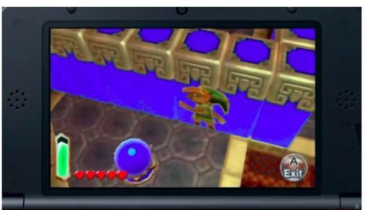 New 3DS Zelda falls after 'A Link to the Past'