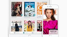 Report: Apple paid $485 million to buy Texture, the predecessor to Apple News+