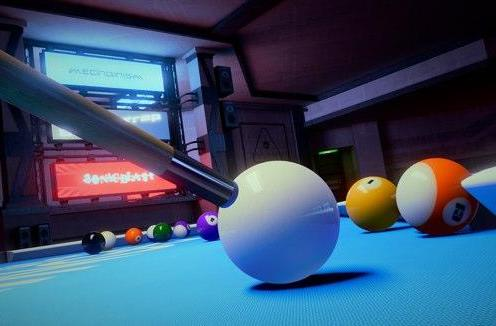Hustle Kings: A really perdy Pool game for PSN