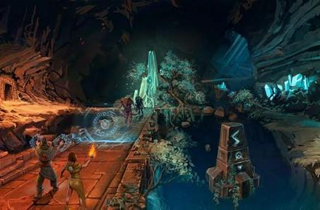 Telekinetic, terraforming action game 'Son of Nor' seeks Kickstarter powers