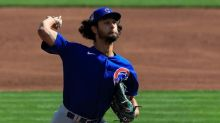 Rizzo homers twice, Darvish keeps winning as Cubs beat Reds