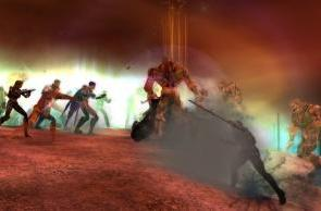 Zombies run amok in City of Heroes