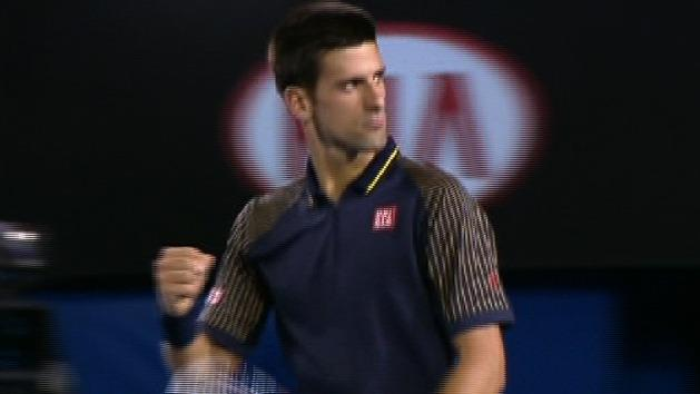 Highlights: Djokovic v Harrison