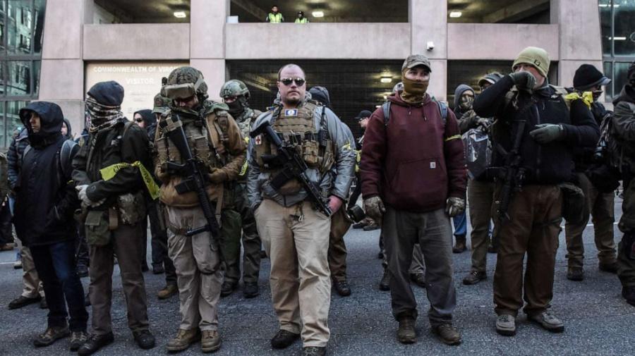 Virginia braces for massive gun rights rally