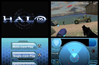 Halo DS rises from ashes, videos unearthed