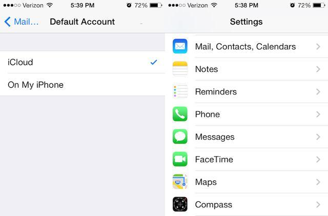 Here's a fix for disappearing contacts in iOS 7.1.2