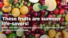 Fruits that will help control your body temperature in this sweltering summer heat