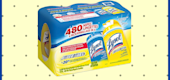 Lysol Disinfecting Wipes. (Amazon)
