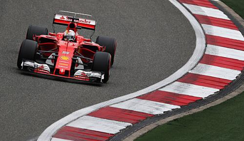 Formel 1: Vor Qualifying: Vettel diktiert das Tempo