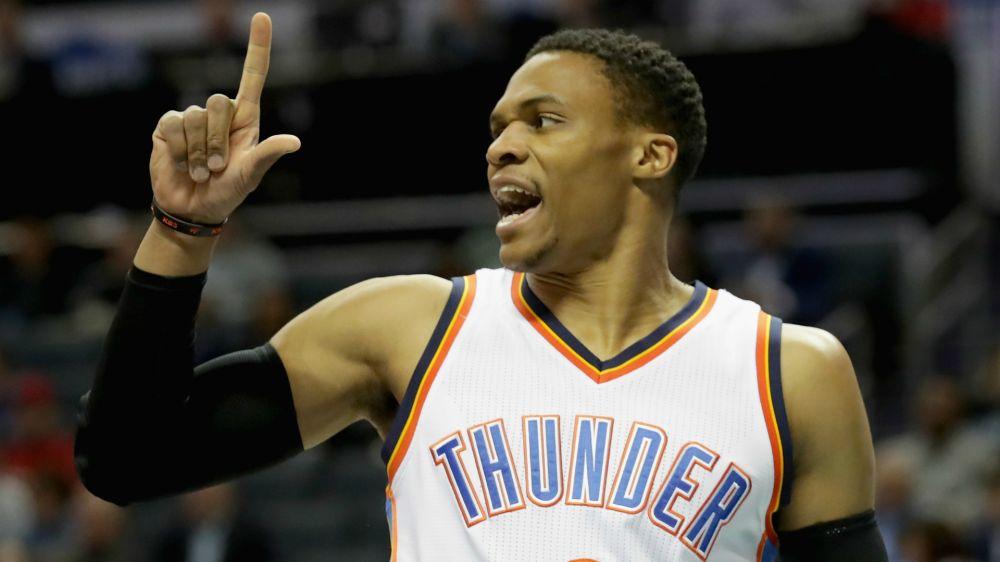 Westbrook's 58 points not enough for Thunder, Nowitzki reaches milestone