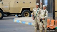 Egypt army: 7 Sinai jihadists killed, 15 soldiers dead or wounded