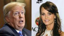 Revelan que Trump fue grabado sin saberlo al discutir el pago a una exmodelo de Playboy