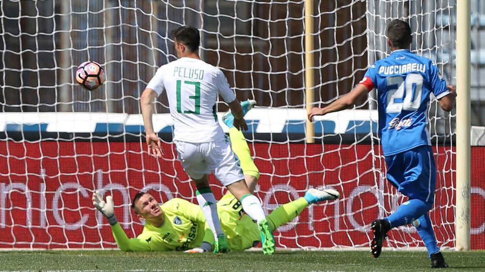 Empoli-Sassuolo 1-3: Blitz al Castellani, toscani inguaiati