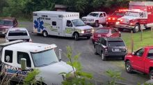Three dead, two missing after group rafting in North Carolina river plunges over dam