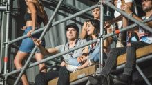 Ashton Kutcher and Mila Kunis' Casual Date Night Included Justin Theroux: See the Photos