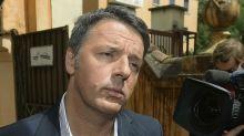 """Renzi: """"Riaprire aziende a aprile, non ampliare reddito di cittadinanza"""""""