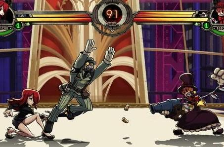 Skullgirls reimagines anatomy in its story mode