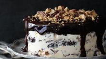 Cake of the Day: Reese's Brownie Ice Cream Cake