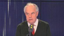"""Franck Riester """"connait très bien les dossiers de la culture et de la communication"""", selon Frédéric Mitterrand"""