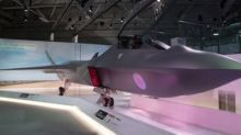 Is this how next generation of UK fighter jets will look?