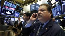 Markets Right Now: Stocks end a wobbly day broadly lower