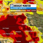 Parts of Central CA in 'exceptional drought' as dry conditions worsen
