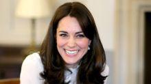凱特王妃真鬼馬!看似再一次把頭髮剪短的她,原來只是用了這招!