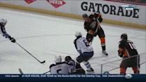 Getzlaf snipes PPG into the top-corner