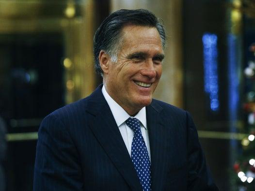 Mitt Romney 'believes he can bring Trump down' through impeachment. Can he?