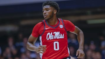 Ex-Ole Miss player happy to leave flag behind