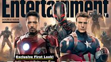 'Avengers: Age of Ultron' First Look and New Details on the Title Villain