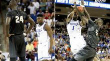 Zion Williamson's epic moment against 7-foot-6 opponent