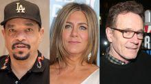 Ice-T, Jennifer Aniston and Bryan Cranston among celebrities directly impacted by the coronavirus