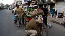 India's coronavirus cases tick up despite immense lockdown