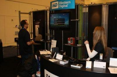 Western Digital shows off a Thunderbolt hard drive at Macworld | iWorld 2012