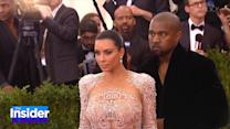 Kim Kardashian and Kanye West Celebrate Anniversary Online