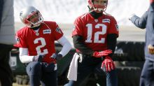 Patriots, to nobody's surprise, don't reveal much about Tom Brady's injury