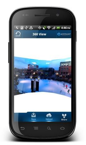 360 Panorama app now available for Android users, no gyroscope necessary (video)