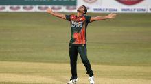 Bangladesh thrash Zimbabwe in first T20I: Records broken