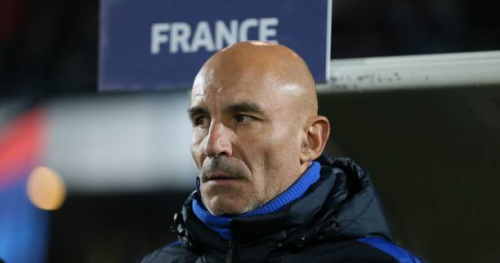 Foot - Amical - U20 - Ludovic Batelli : «Si on était restés à onze...»