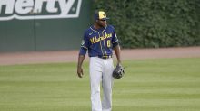 Brewers outfielder Lorenzo Cain opts out amid growing coronavirus concerns in MLB