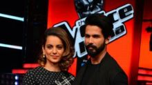 Shahid Kapoor's final advice to Kangana: She should move ahead and work with a team spirit