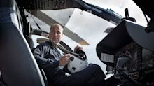 Prince William's air ambulance in near miss with drone