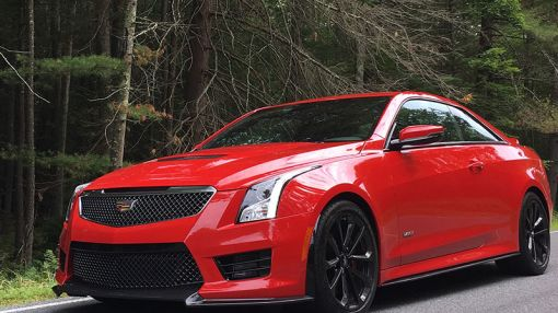 The 2017 Cadillac ATS-V Coupe is Two Doors Short of Perfect