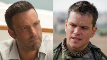 """Ben Affleck y Matt Damon apoyarán los """"inclusion riders"""" en sus próximos proyectos"""