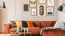 How to create the perfect gallery wall at home in just 7 steps