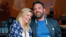 Double Date! Ben Affleck Was in a 'Great Mood' While Bonding with Lindsay Shookus' Parents: Source