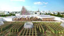 世界上最大的城市農場:為法國巴黎西南部小社區提供新鮮農產品