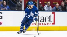 Maple Leafs assign Adam Brooks, Timothy Liljegren to AHL